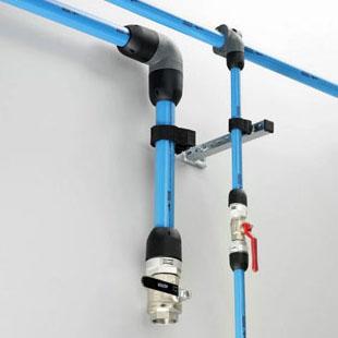 空压机节能管道安装